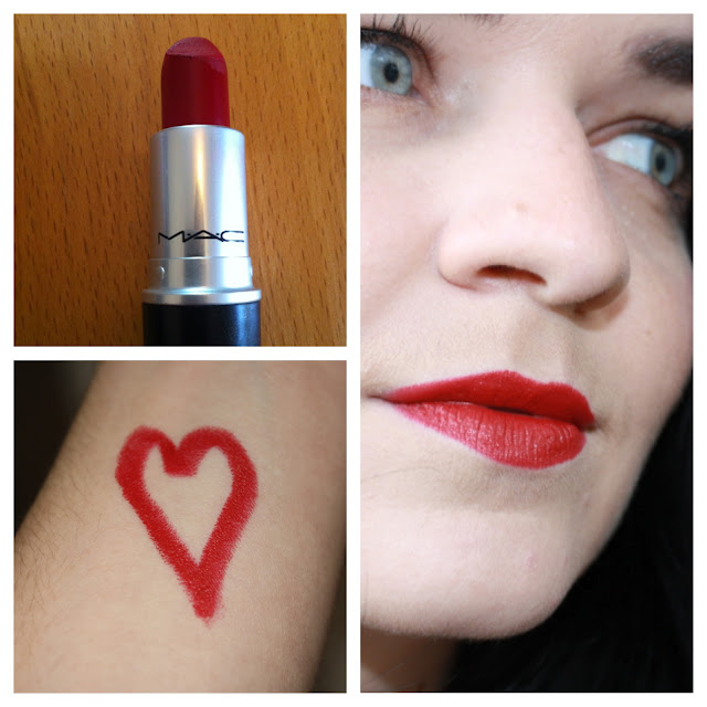 Picture of Russian Red MAC Lipstick