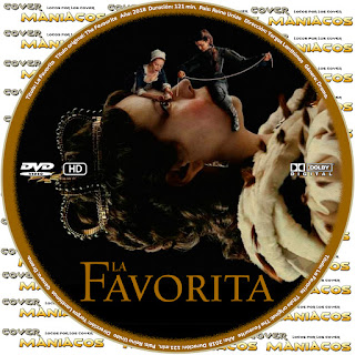 GALLETA LA FAVORITA - THE FAVOURITE - 2018