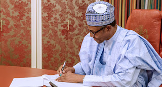 President Muhammadu Buhari approves new appointments