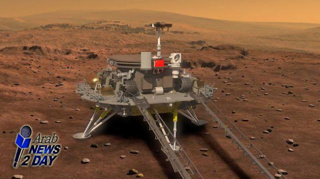 هذه هي أول صورة لإطلاق مستكشف صينى في عام 2020 ArabNews2Day