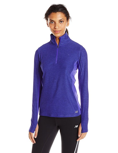 Amazon: New Balance Space Dye 1/4 Zip Jacket only $10 (reg $45)!