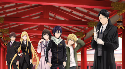 Noragami Aragoto Subtitle Indonesia [Batch]