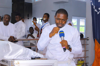 Discipleship: The Workings Of God In You - Prophet Cherub Obadare