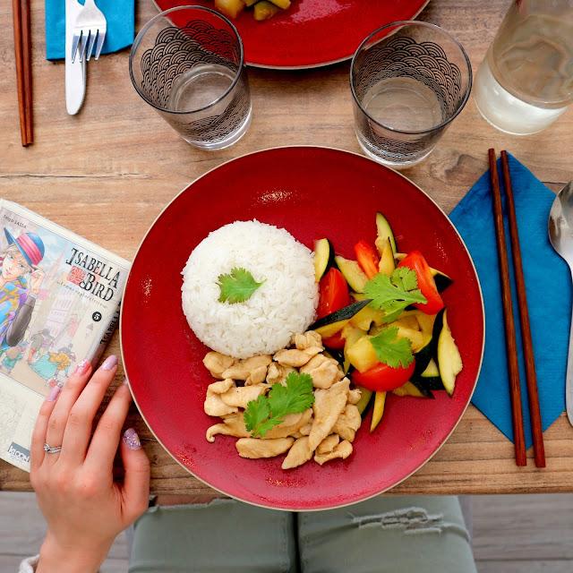 Yummy by Cook'n Asia propose de délicieux bo bun et d'autres spécialitées asiatique !