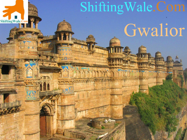 Packers and Movers Services from Ghaziabad to Gwalior, Household Shifting Services from Ghaziabad to Gwalior