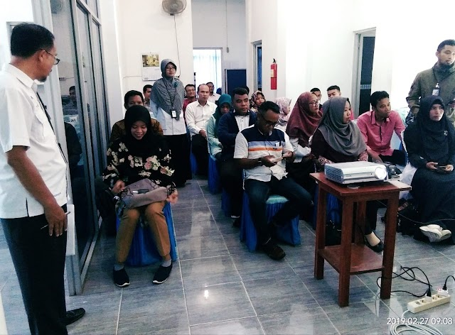 BPS Kota Bima Seleksi Calon Petugas Pemetaan SP2020