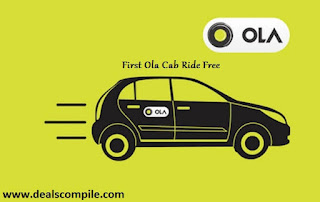 OLA Cabs - Get Flat Rs.300 off on your First Ride (Mumbai Users Only)