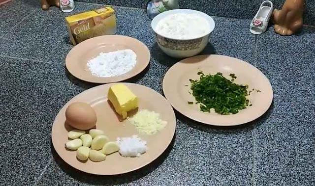 bahan cheese stick