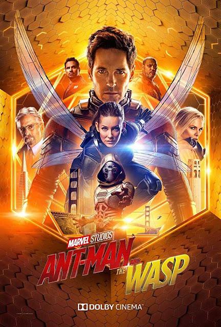 Ant-Man And The Wasp 2018 720p Bluray Dual Audio Hindi – 1.7GB