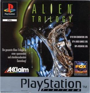 Download  Alien Trilogy - Torrent (Ps1)