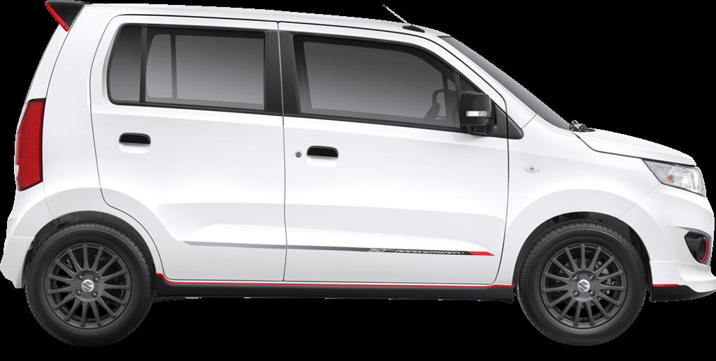 Suzuki Luncurkan Karimun Wagon R 50th Anniversary Edition