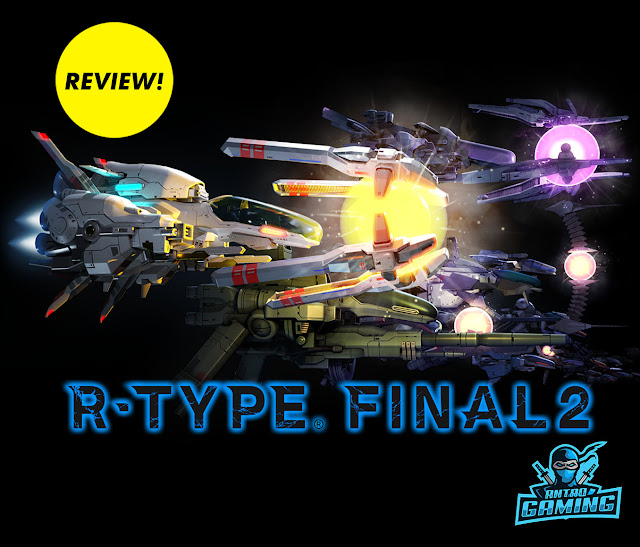 r-type final 2 recensione PS4 Switch