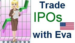 Trade IPOs with Eva