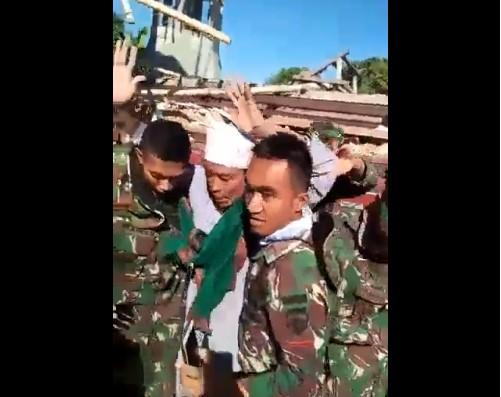 Kisah Ajaib Guru Ngaji yang Tertimbun Puing Masjid Gempa Lombok