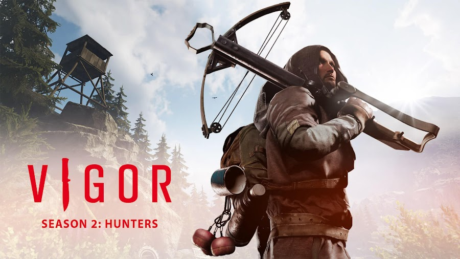 vigor update 2.0 hunters battle pass outlanders february 2020 xbox one bohemia interactive xbox one bohemia interactive