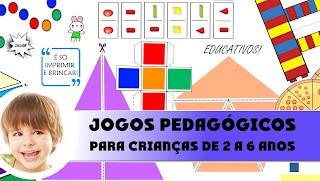 Sorteio de Jogos Educativos - Participe!
