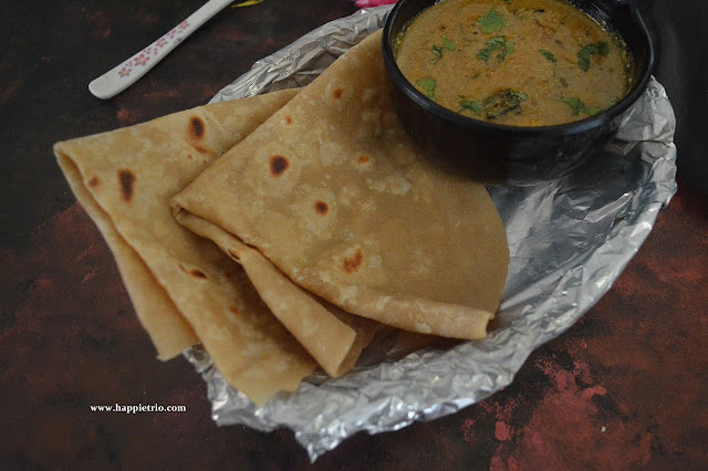 Rumali Roti | How to prepare Rumali Roti in Home
