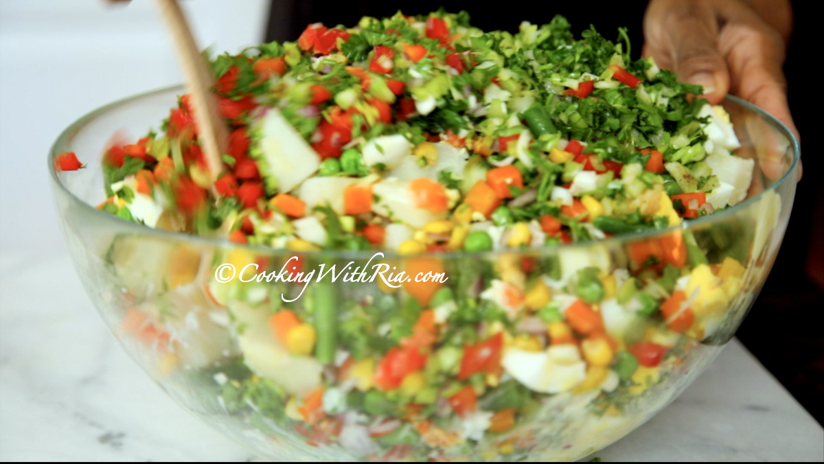 Best Caribbean Potato Salad Recipe