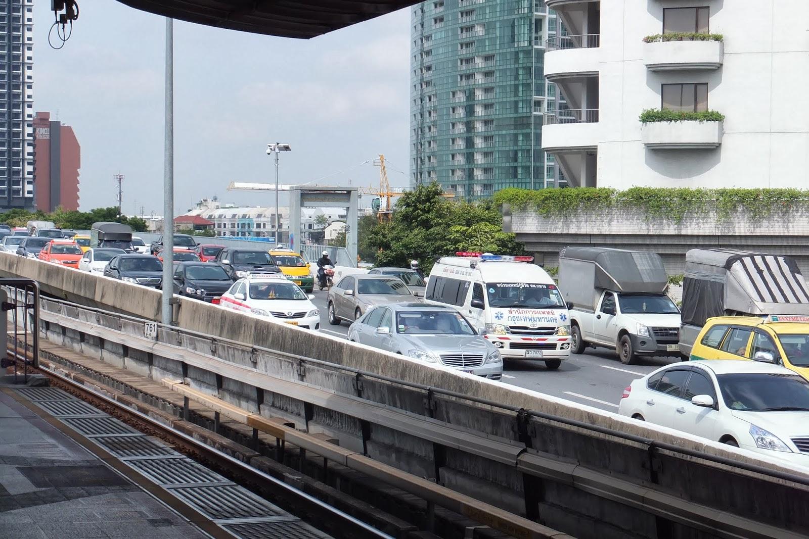 thailand-highway タイの高速道路2