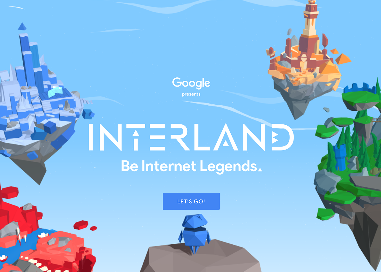 Teach Kids to be Savvy Internet Users with Google Interland | Tech ...