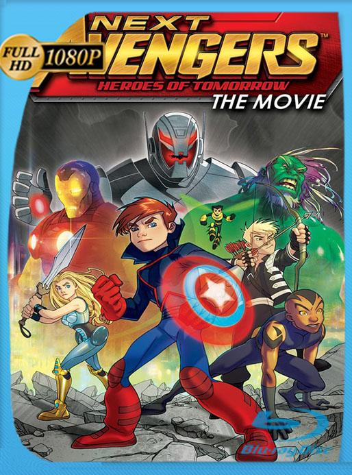 Los Próximos Vengadores: Héroes del Mañana (2008) BRRip 1080p Latino [GoogleDrive] Tomyly