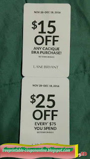 Free Printable Lane Bryant Coupons