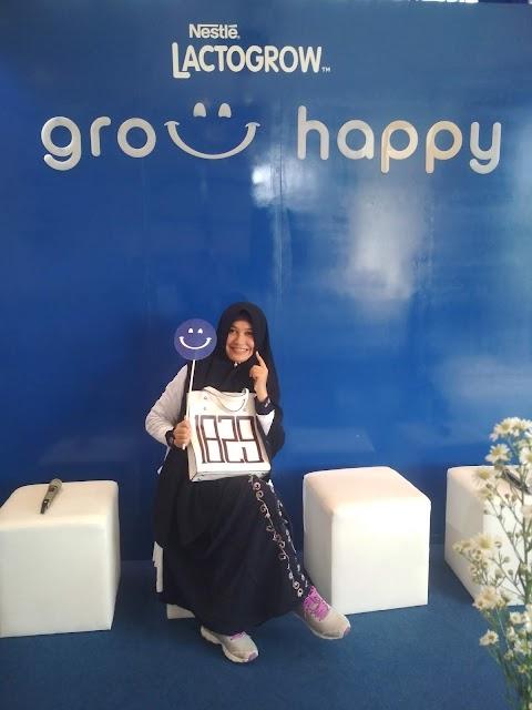 Dukung kesehatan dan kebahagiaan anak dengan pola Asuh grow happy bersama Nestle Lactogrow
