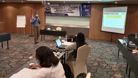 Pelatihan Pemahaman Dasar dan Penyusunan Dokumen SNI ISO/IEC 17025: 2017