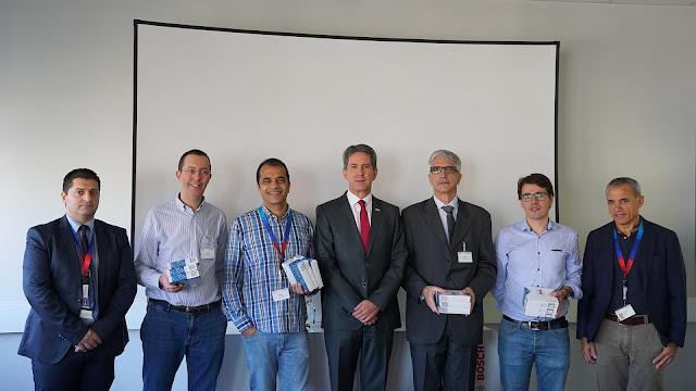 Bosch desafia instituições de Ensino Superior com concurso de I&D