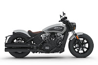 Indian Scout Bobber (2018) Side 5