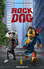 Rock Dog (2017) คุณหมาขาร๊อค
