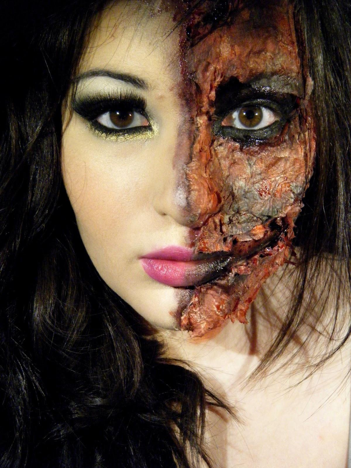 Mon petit coin beauté: Maquillage artistique # 4 Welcome