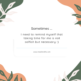me time quotes