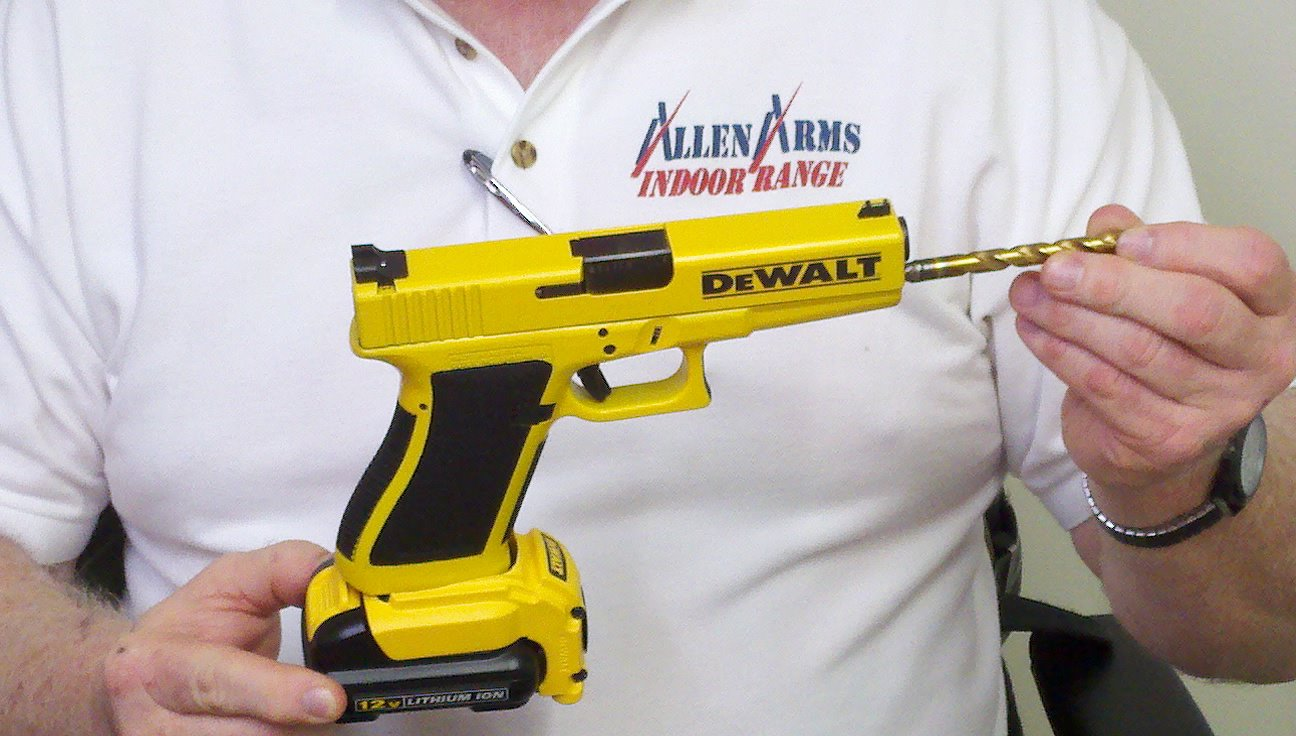 Unique Dewalt Nail Gun Ar15 Images - Nail Art Design Ideas ...