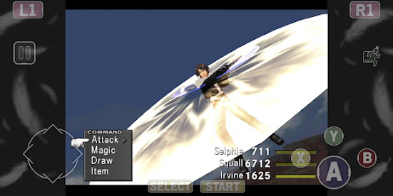 FINAL FANTASY VIII Remastered Screenshot