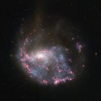 Ring Galaxy NGC 922