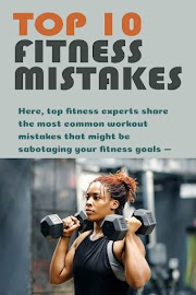 Top 10 Fitness Mistakes