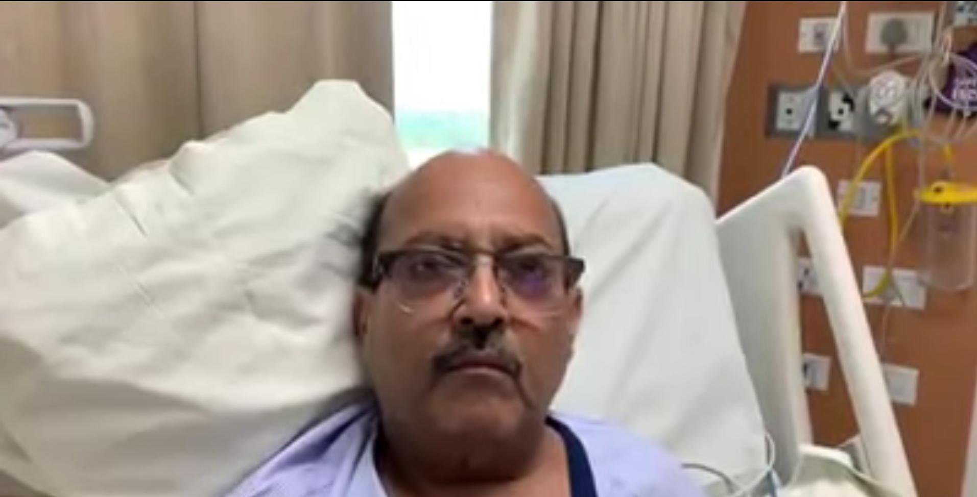 Amar Singh Di es at 64