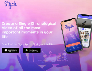 Entertainment App of the Month - Stych