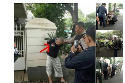 Pria Gadungan Nyamar Jadi FPI, Niat Adu Domba Dengan TNI, Yang Terjadi Malah Seperti Ini