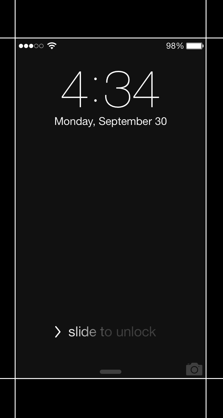 Ios 7 Parallax Wallpaper Size For Iphone 5 Iphone 5s