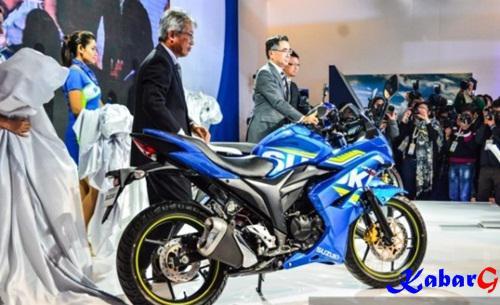 Harga Motor Suzuki Gixxer SF FI Terbaru