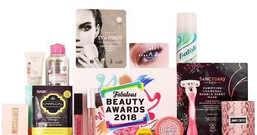 Fabulous Beauty Awards Beauty Box by Latest In Beauty