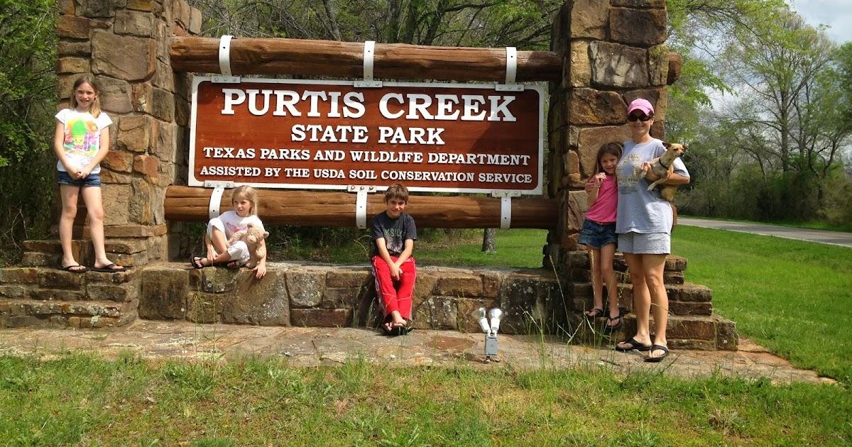 Campsite / Lake / Historical Site Reviews - Texas: Purtis ...