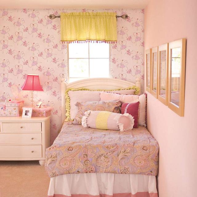Chọn giấy dán tường theo diện tích căn phòng
