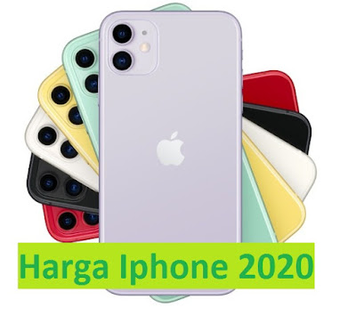 Daftar Harga Iphone 2020