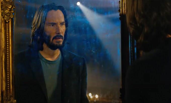 Primeiro trailer de Matrix Ressurections - É sequência ou reboot?