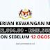 Jawatan Kosong Kementerian Kewangan Malaysia ~ 99 Kekosongan Dibuka