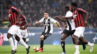 موعد مباراة يوفينتوس القادمة ضد إي سي ميلان والقنوات الناقلة في قمة الأسبوع الثاني عشر من الدوري الإيطالي الأحد 10 نوفمبر 2019