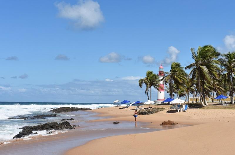 Hotel na Praia de Itapuã, Salvador